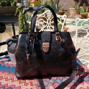 Consuela...genuine distressed leather